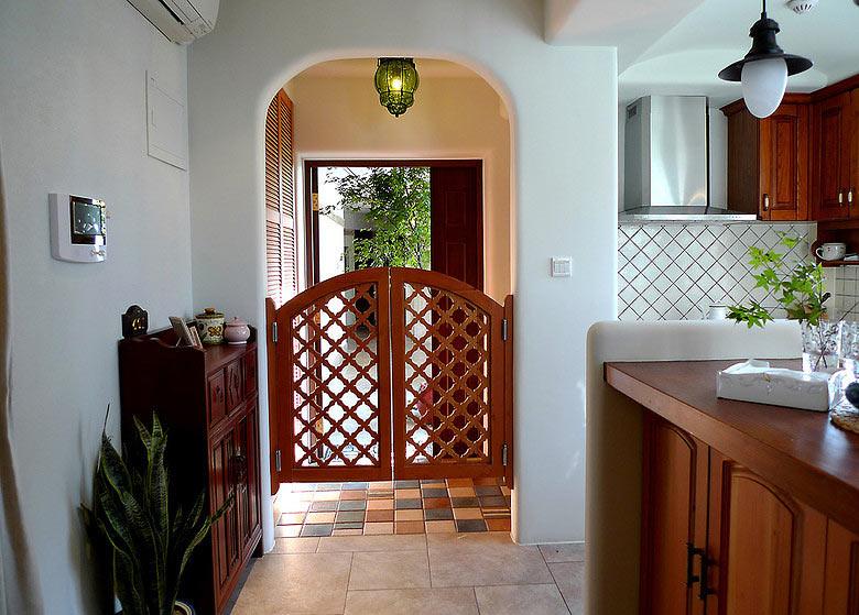 114平地中海厨房装饰设计图