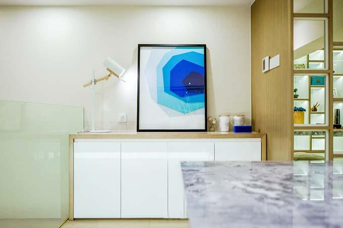 柜子组合设计实景图