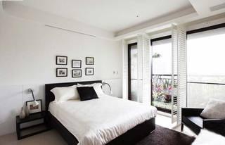 卧室阳台装修装饰效果图