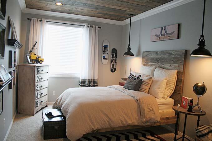 卧室设计参考图片