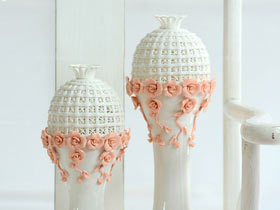 13图室内花瓶装饰效果图 花饰点缀春意浓