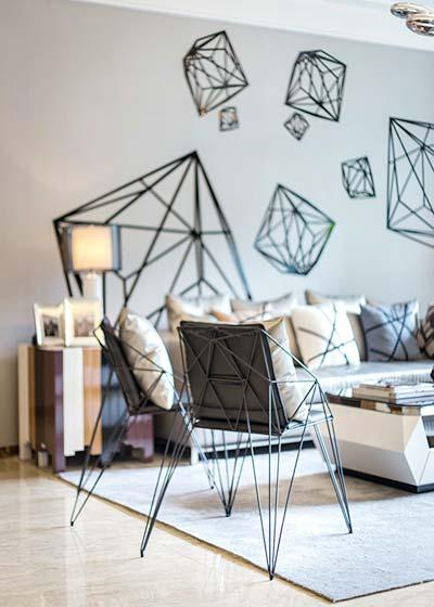 现代客厅设计效果图