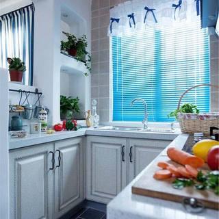 地中海厨房设计图片