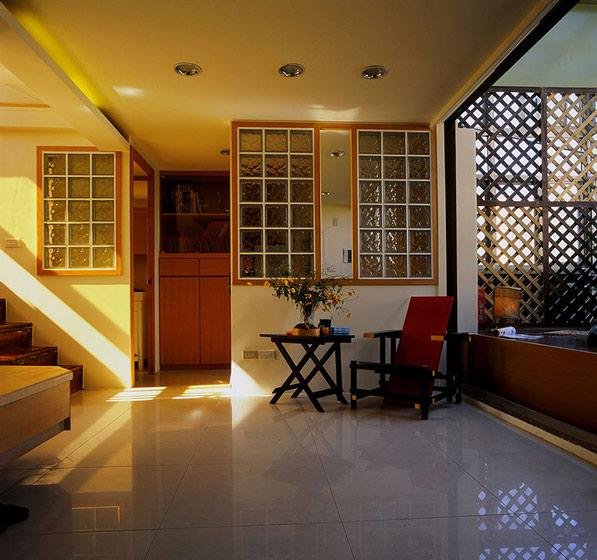 46平小复式楼客厅设计
