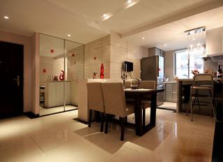 欧式风格公寓大气富裕型婚房家装图片