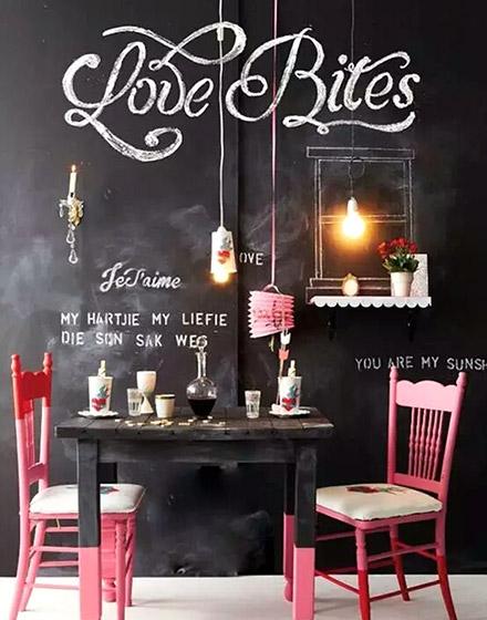 优雅浪漫餐厅装修设计