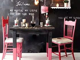 10个浪漫小餐厅装修图片 遇见幸福遇见爱