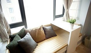 日式飘窗布置构造图