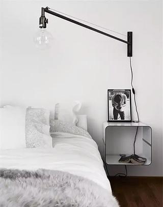 卧室床头柜效果图