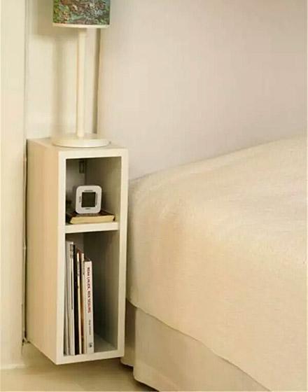 时尚卧室床头柜图片