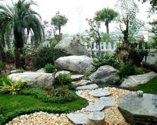 庭院景观装修图片