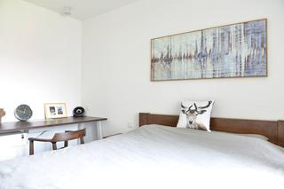 舒适宜家北欧风 卧室装饰效果图