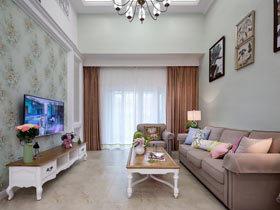 美式公寓装修  你家也可以这样装修