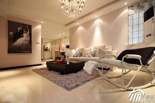 简约风格公寓时尚富裕型婚房家装图片