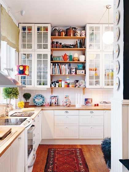 简约厨房装修装饰效果图