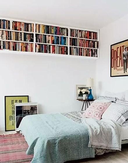 小户型卧室收纳设计图