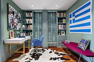 书房布置平面图