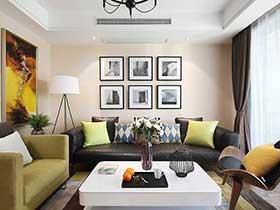 80㎡兩居室公寓裝修效果圖  現代的雙人生活