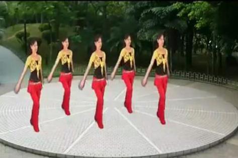 十六步广场舞是怎样的