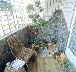 室内花园设计布置图