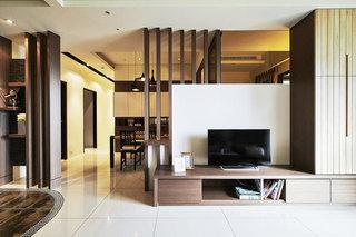 日式风格小户型温馨富裕型120平米效果图