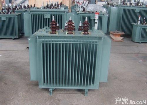 电工配电知识 油浸式变压器工作原理图片