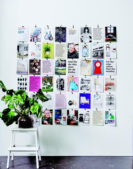 创意背景墙装饰设计图