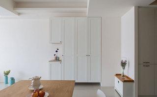 100平米美式三居装修设计案例