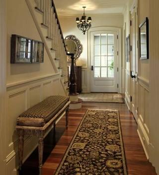 走廊楼梯设计摆放图
