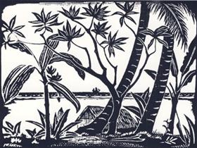 黑白木刻特点  黑白木刻的艺术特点与语言特点