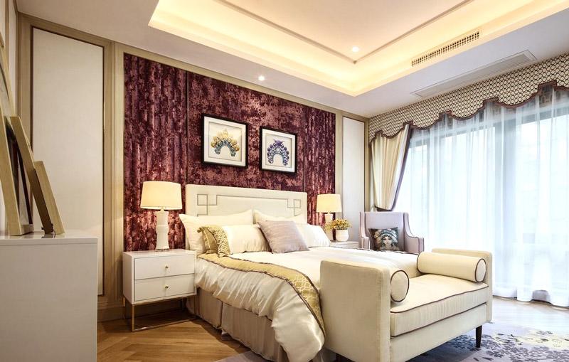 344平米豪华别墅主卧室装修
