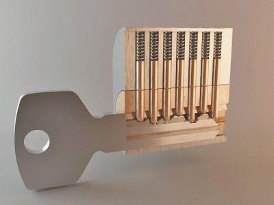 什么是b级锁,b级锁与A级锁的区别,b级锁品牌,b级锁好吗 齐家网图片
