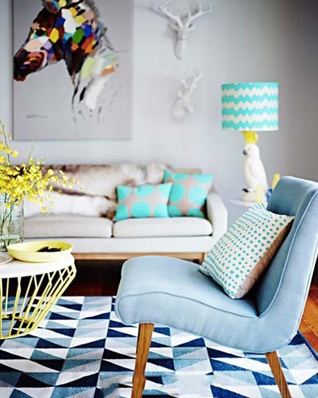 客厅沙发装修装饰效果图
