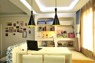 室内地台装修装饰效果图