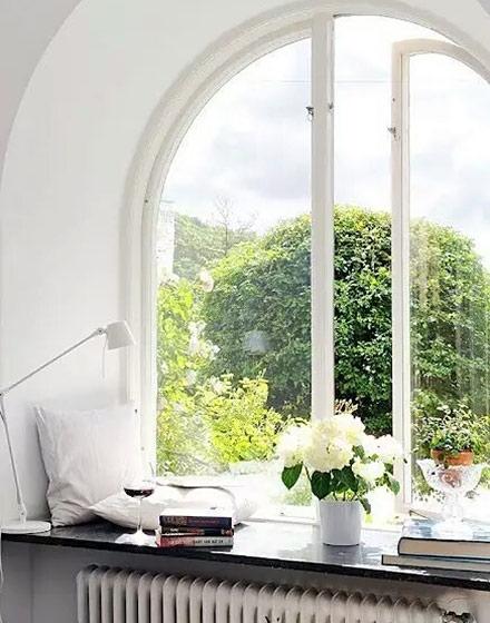 家装飘窗效果图