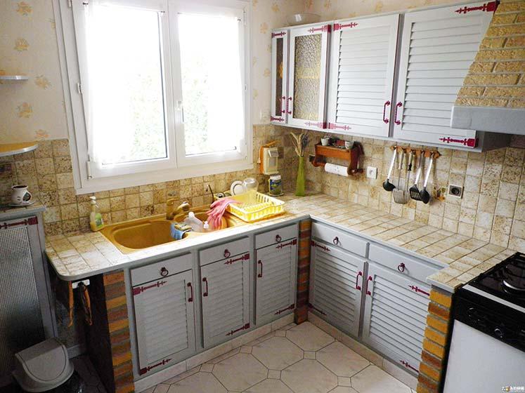 装修应该注意的问题_厨房台面布置摆放图片_齐家网装修效果图