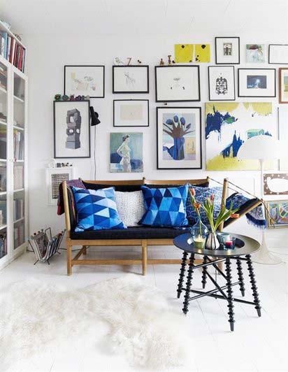 客厅背景墙设计布置图