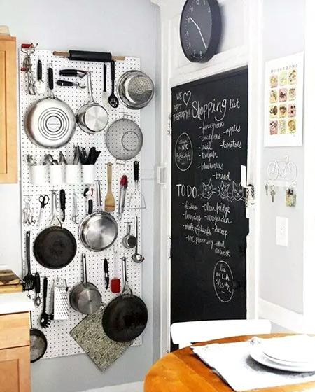 实用厨房收纳架小户型装修