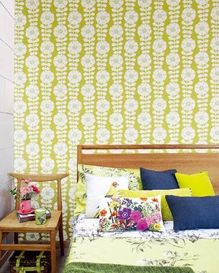 清爽卧室壁纸图片大全