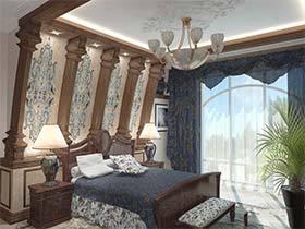 数着星星睡觉  11图卧室屋顶装修装饰图片