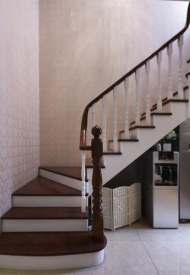 小复式装修楼梯设计图-装修效果图案例 2017年装修效果图 齐家网装修图片