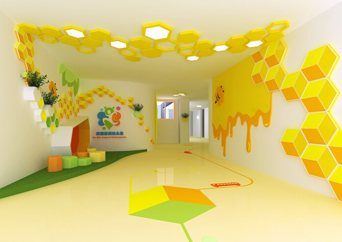 萌萌哒幼儿园设计
