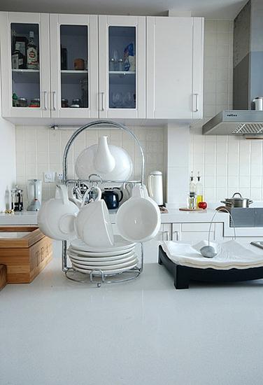 120平混搭宜家风格装修厨房设计