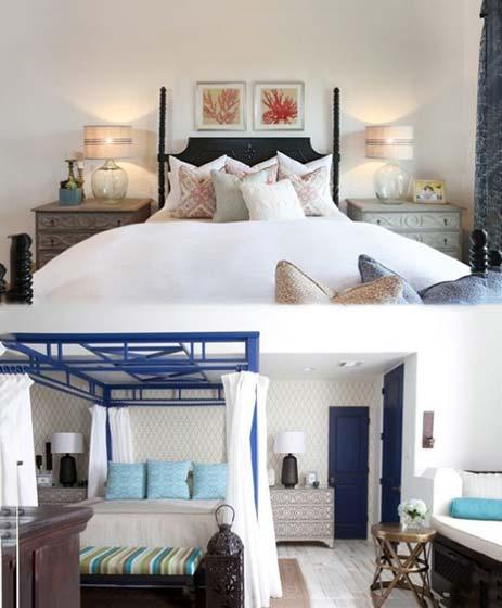 简约卧室设计布置图片