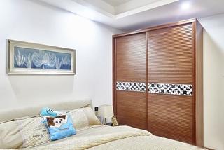 130平接地气的简欧风格装修卧室效果图