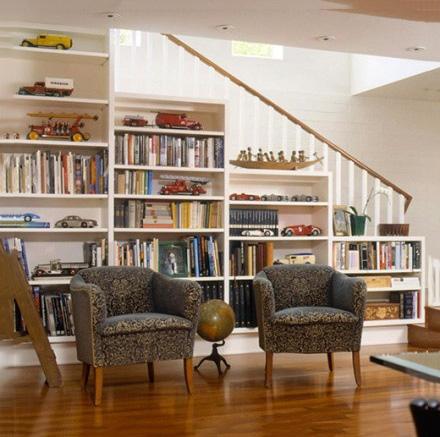 楼梯收纳架设计效果图
