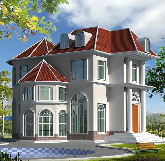 农村别墅装修设计,农村别墅造价预算,农村别墅取暖方式有哪些 齐家