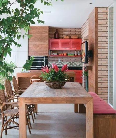 阳台改造餐厅设计布置图