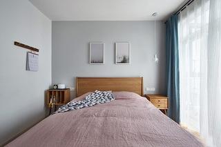 95平宜家风格装修小卧室设计