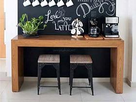 10个咖啡角小桌子图片 享受优质慢生活